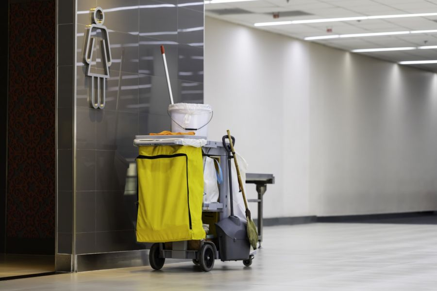 Janitorial Services by Russell Janitorial LLC