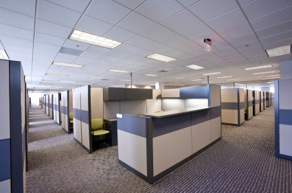 Office cleaning in Oakland CA by Russell Janitorial LLC