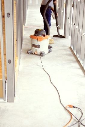 Construction cleaning in Novato CA by Russell Janitorial LLC