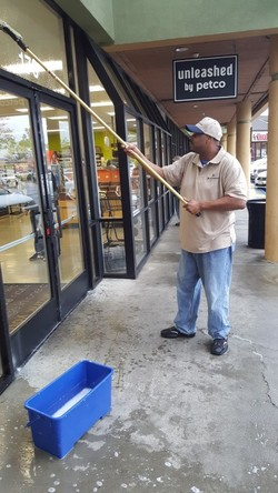Commercial Window Cleaning Tiburon CA