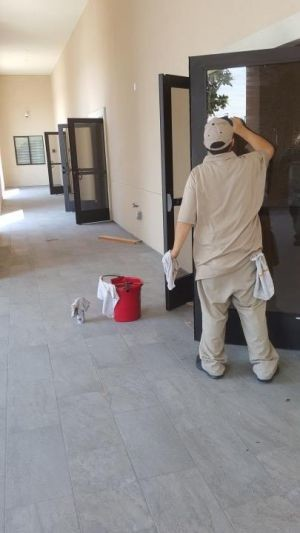 Russell Janitorial