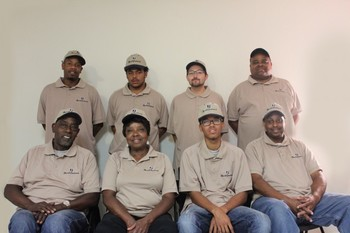 Russell Janitorial Cleaning Staff Vallejo