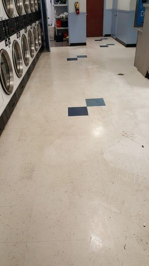 Before & After Floor Stripping in San Pablo, CA (1)